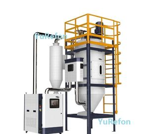 High Capacity Pet Crystallizer Dryer Dehumidifier Untuk Industri Farmasi